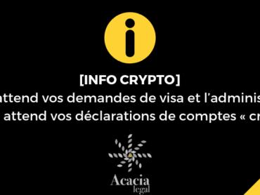 L'AMF attend vos demandes de visa et l'administration fiscale attend vos déclarations de comptes « crypto »
